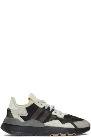 b01d96cb8341 adidas Originals  Black   Grey Nite Jogger Sneakers