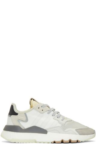 5e1a1ca2e18d adidas Originals  White   Black Nite Jogger Sneakers