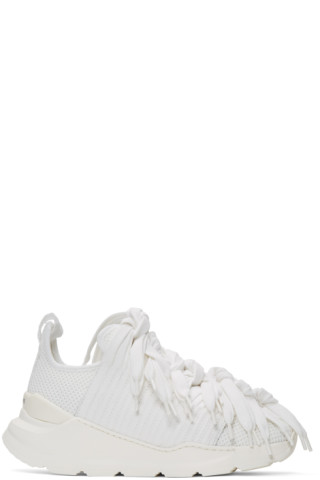 3c441db8f76f5 Ports 1961  White Laces Sneakers