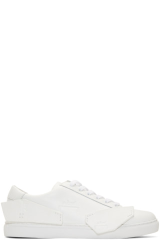A-Cold-Wall* - White Shard Lo Sneakers