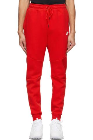 Red Sportswear Tech Fleece Jogger