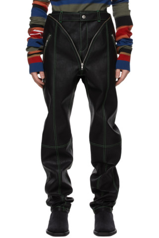 Bicolore YCC/® Pantalon de s/écurit/é haute visibilit/é pour homme Imperm/éable R/éfl/échissant
