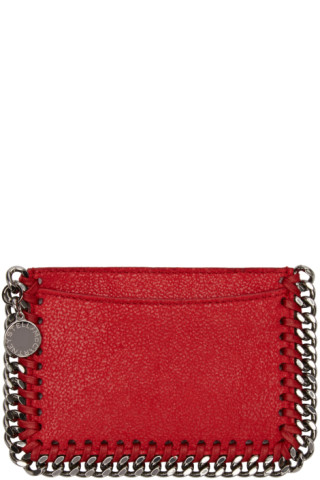 Red Falabella Shaggy Deer Card Holder