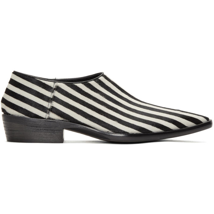 Haider Ackermann& Okenite Pony Loafers