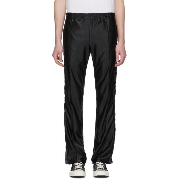 Black Kappa Edition Lounge Pants Faith Connexion