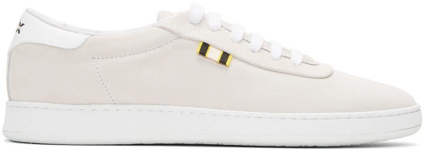 Rag & Bone Navy Suede APR-002 Sneakers