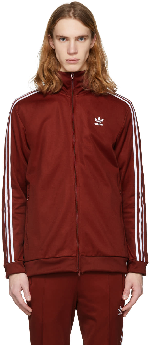 adidas Originals Hoodie With Vintage Embroidered Logo In