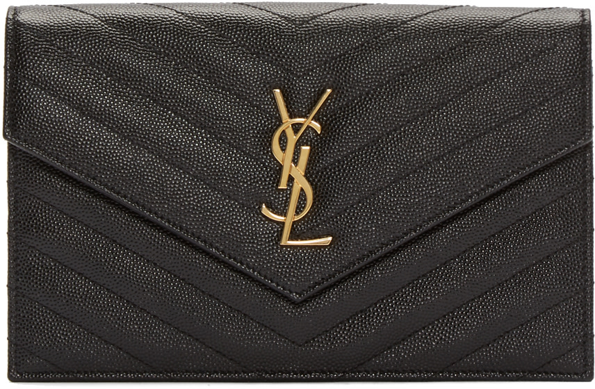 ysl bags uk - classic monogram saint laurent shopping bag in royal blue grain de ...