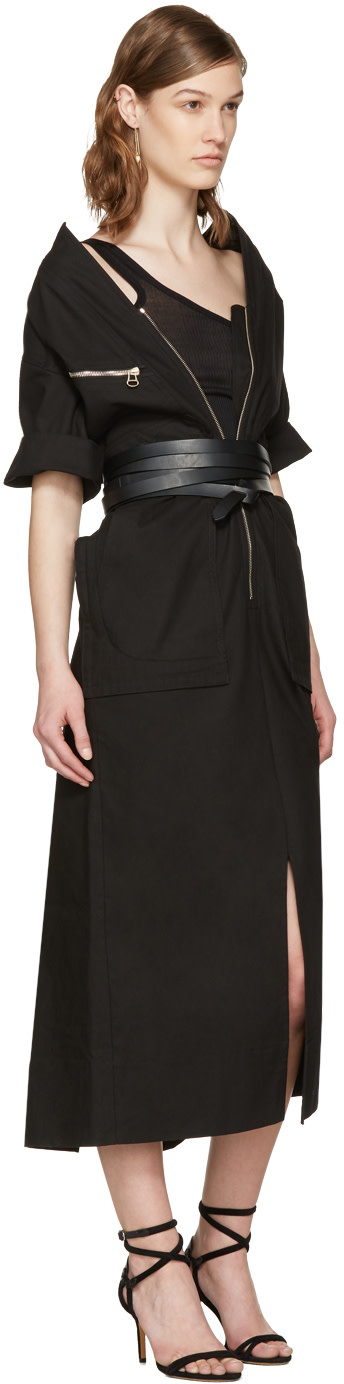 ISABEL MARANT Toby Cotton-Poplin Maxi Dress