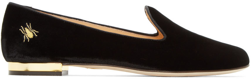 NOCTURNAL FLATS IN BLACK VELVET