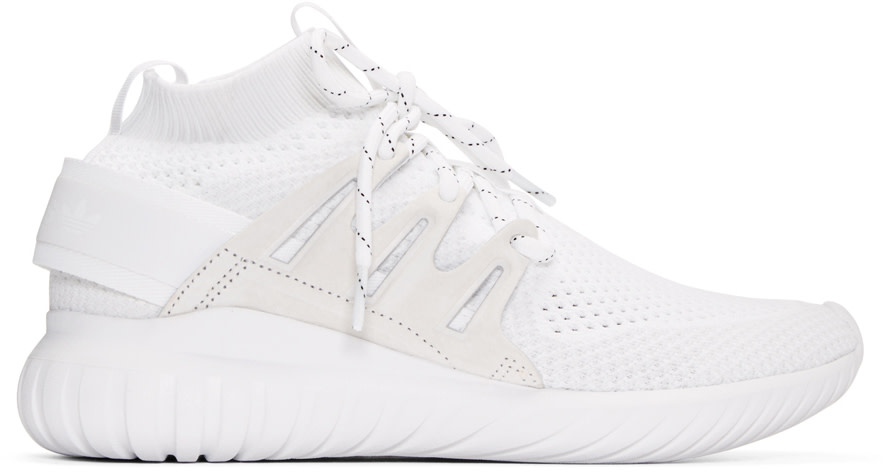 Adidas Men 's Tubular Doom Shoes White adidas Canada