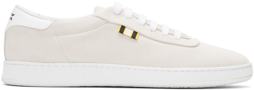 Aprix Off-White Suede APR-002 Sneakers Q7zOR