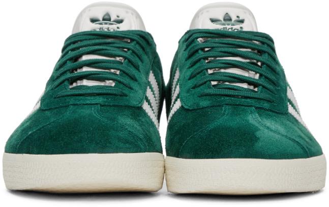 Adidas Originals Gazelle Suede Og Turquoise