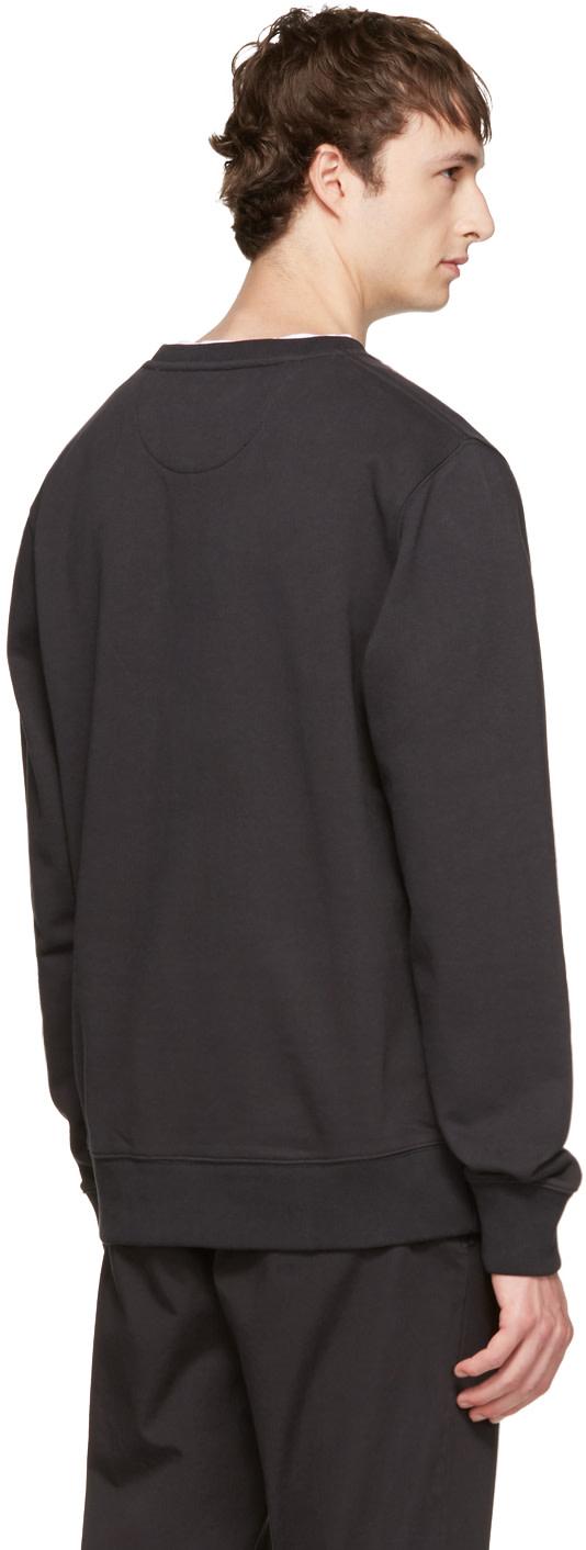 SATURDAYS SURF NYC Black Bowery 'Sleep Walk' Sweatshirt
