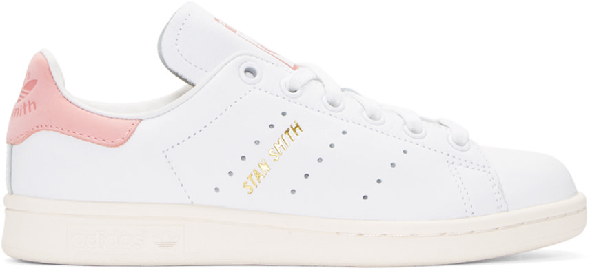 adidas stan smith shoes pink