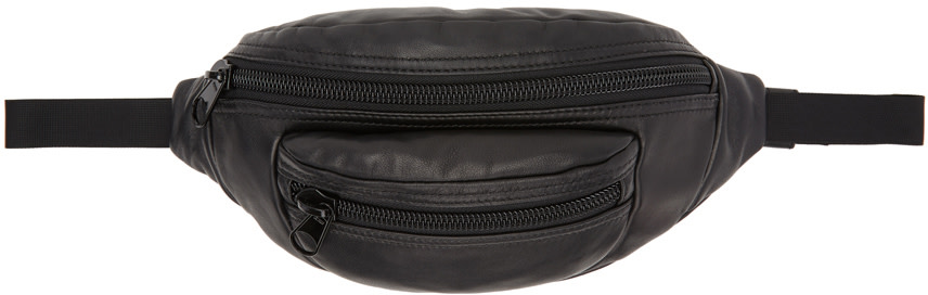 ALEXANDER WANG Black Gio Waist Bag
