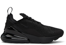 Nike - Black Air Max 270 Sneakers