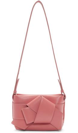 Acne Studios - Pink Musubi Bag