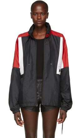 Nike - Black & Red NSW Re-Issue Jacket