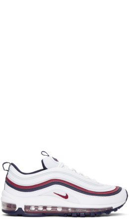 Nike - White Air Max 97 Sneakers