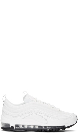 Nike - White Air Max 97 LEA Sneakers