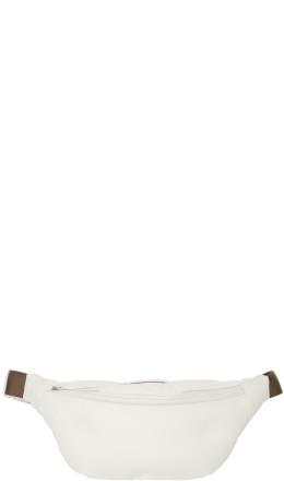 Maison Margiela - White Glam Slam Waist Bag