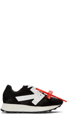 Off-White - Black HG Sneakers