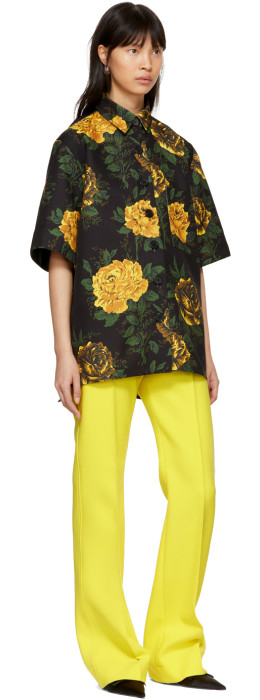 Kwaidan Editions - Yellow Straight Leg Trousers