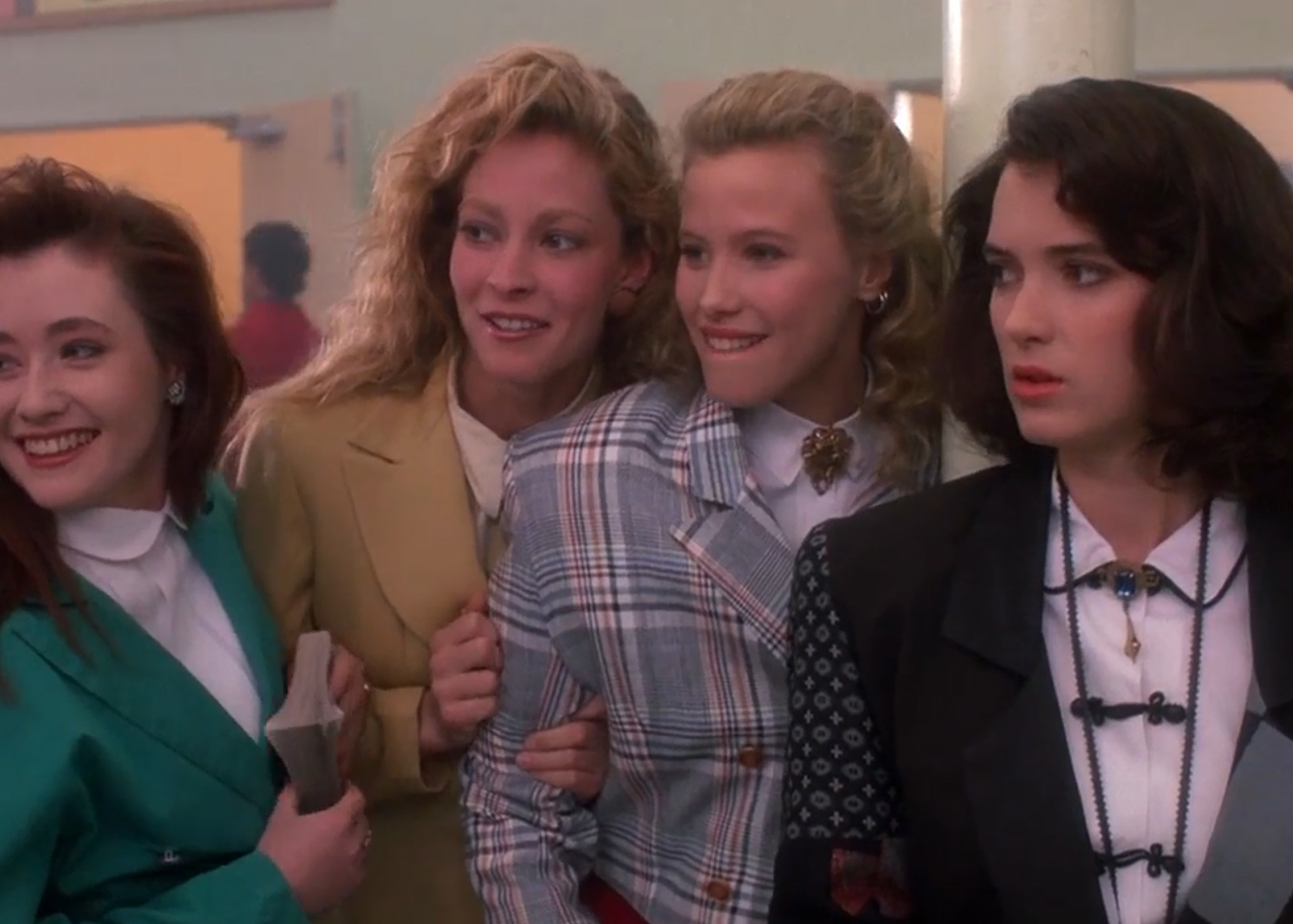 The Style Legacy of Heathers