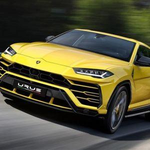 Rent Lamborghini Urus 2019 Dubai