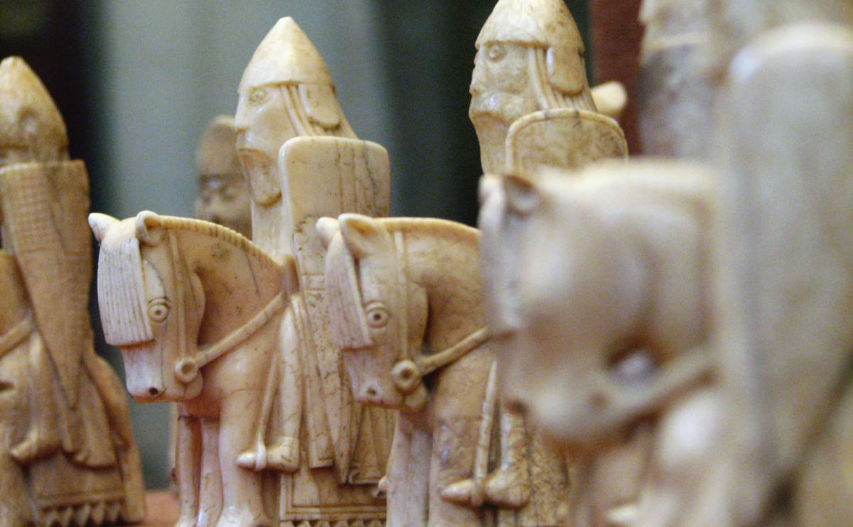 The Thoroughly Charming and Possibly Unreliable Story of the Lewis Chessmen