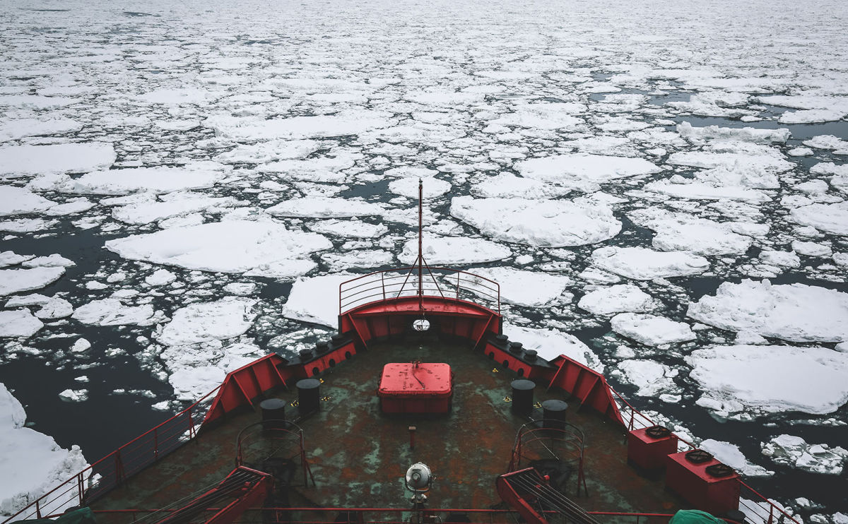 SSoP Podcast Episode 28 — Arctic: Otherworldly Beauty That Might Kill You