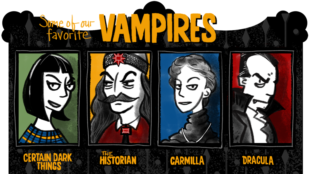 Our favorite vampires.