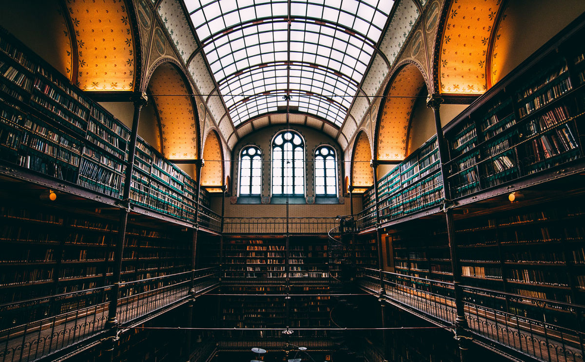 45 Awesome Instagram Accounts For People Who Love Libraries and Librarians