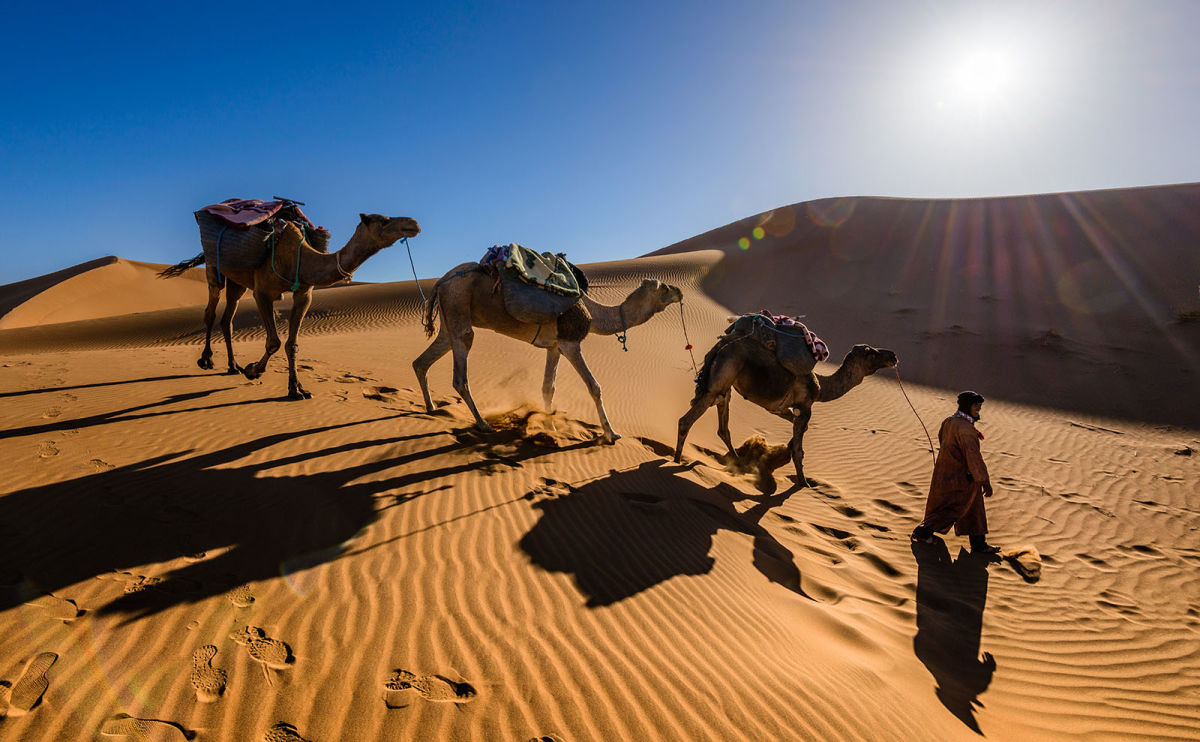 SSoP Podcast Episode 07 — Morocco: Couscous, Camels, and the Kasbah