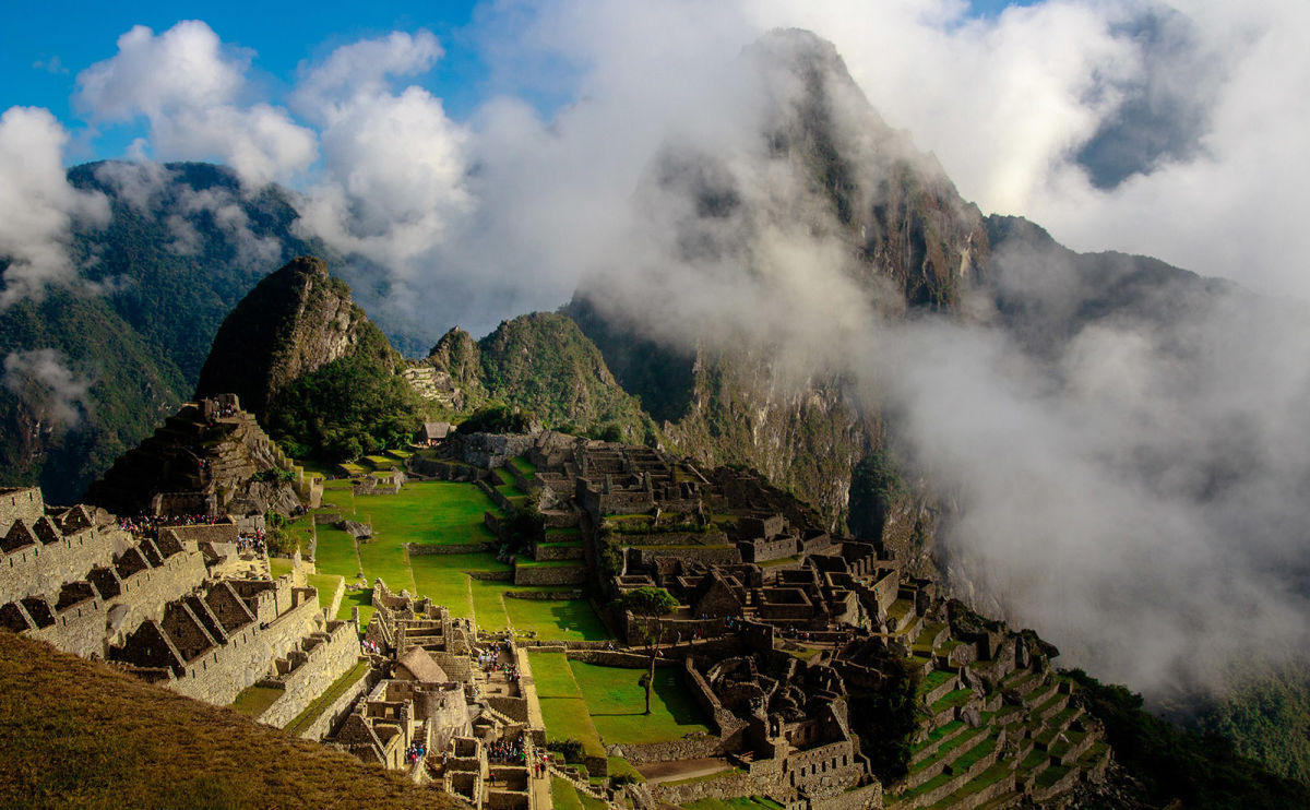 SSoP Podcast Ep. 20 — Peru: Andes Adventures, Fusion Food, and Piles of Gold