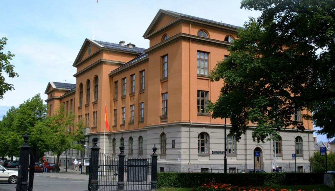 Foto av rådhuset