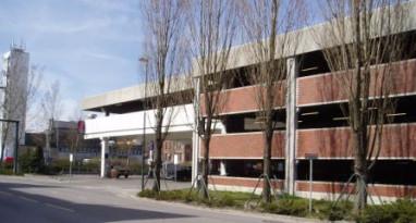 St.Hansfjellet parkeringshus Fredrikstad kommune