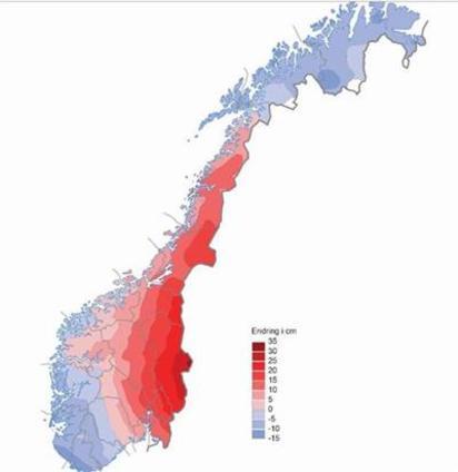 kart toten Vestre Toten kommune