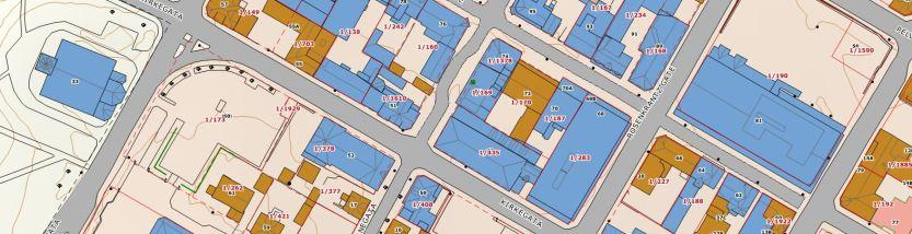 kart eiendom Sarpsbkommune   Eiendom, kart og oppmåling kart eiendom
