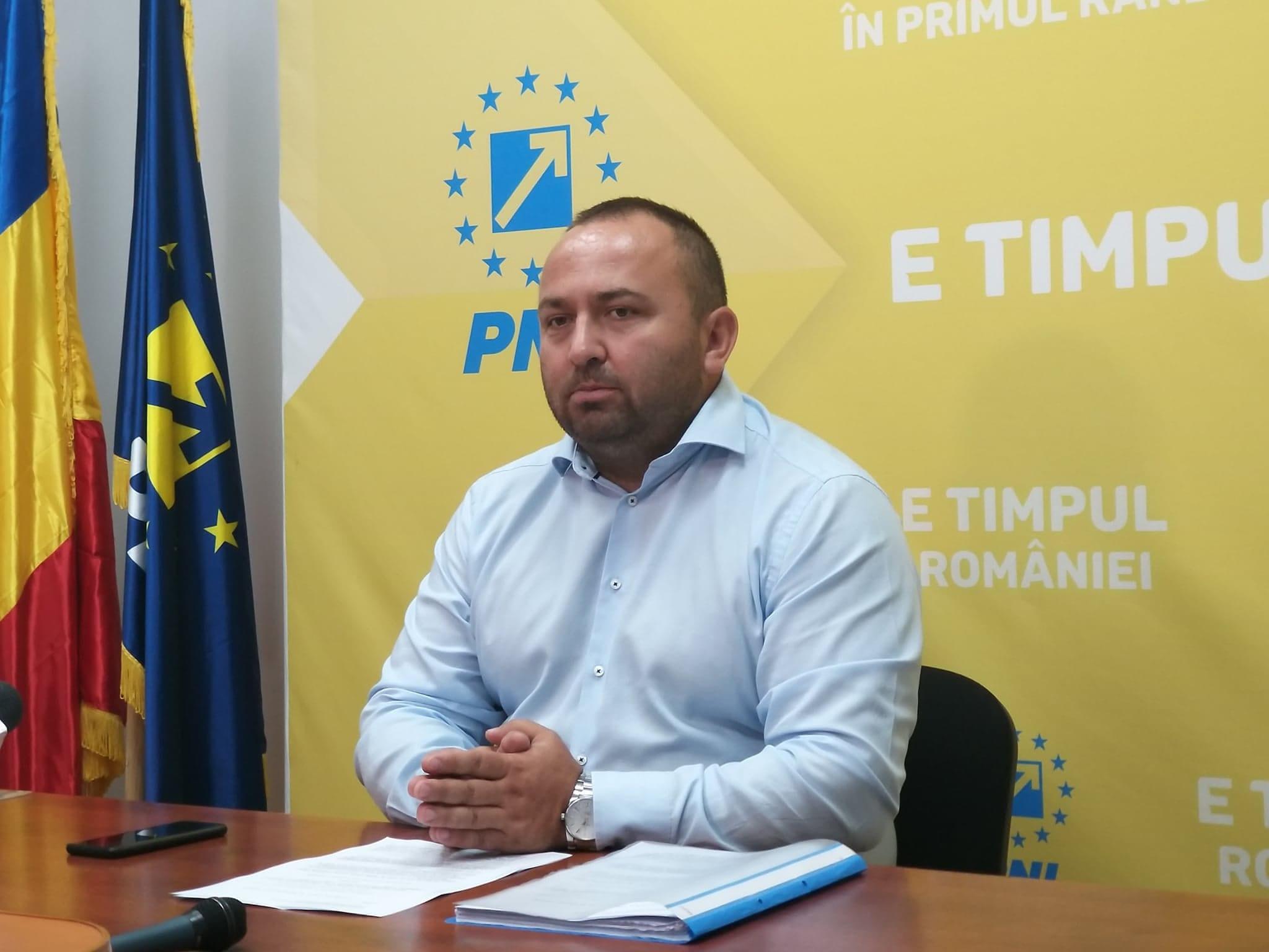 Conferință de Presa PNL Pitești 30.07.2019