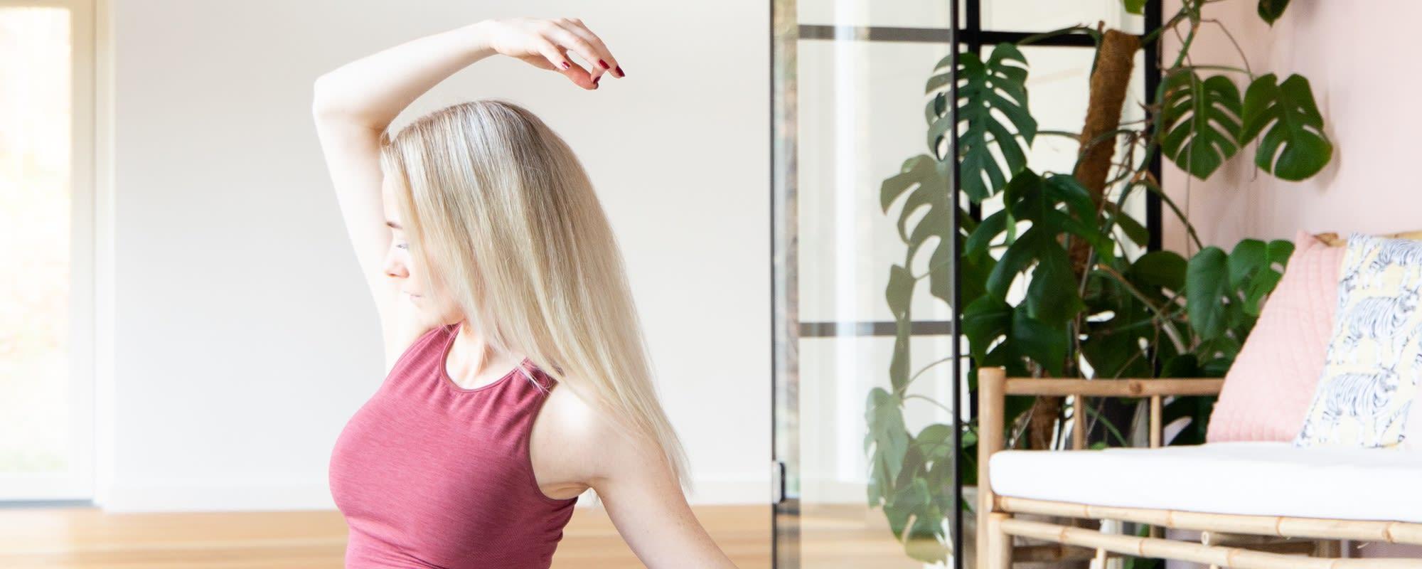 Hvordan du sætter en intention for din yogapraksis