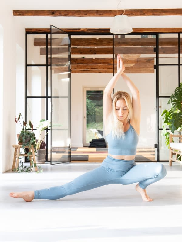 Den gode rytme - gør yoga til en vane