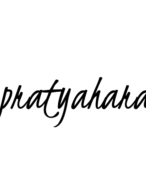 Yogaens otte trin - pratyahara