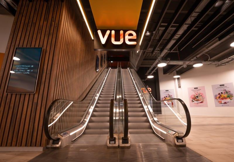 Vue Cinema Now Open In Centre