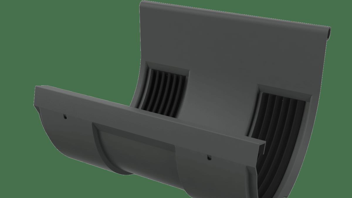Mørk grå NCS 8005-B20G
