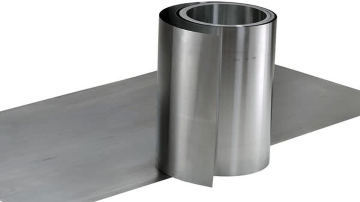Zink Plater og coil