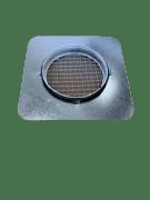Montasjeplate STP Ø160
