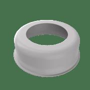 Soilkrage 7015-70mm Alu.Lys Grå