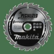 Makita Sirkelsagblad 165mm B-62979 Efficut